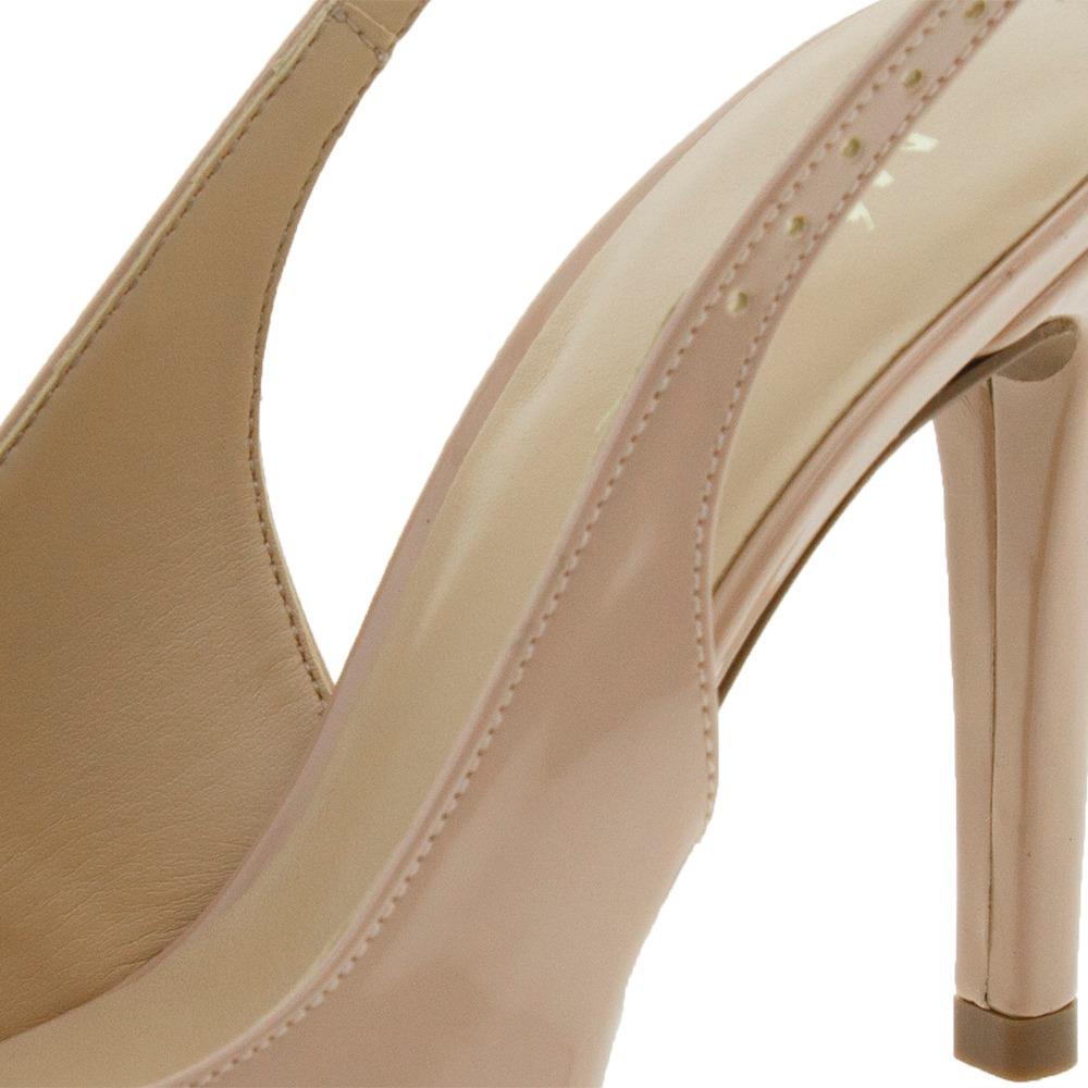 36eb4d58c Sapato Feminino Chanel Nude Mixage - 3578935 - R$ 59,99 em Mercado Livre