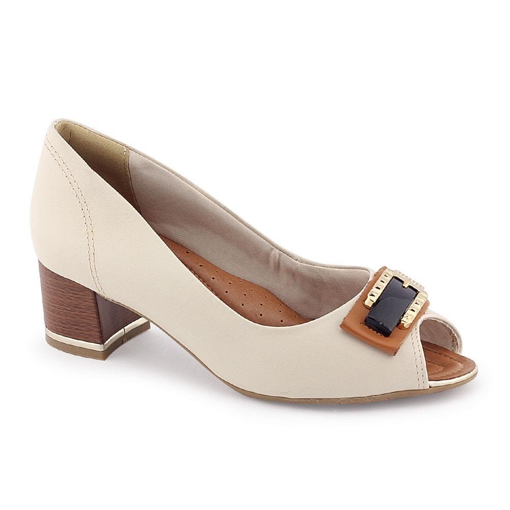 20418b8f2 Sapato Feminino Comfortflex 1692404 - R$ 176,90 em Mercado Livre