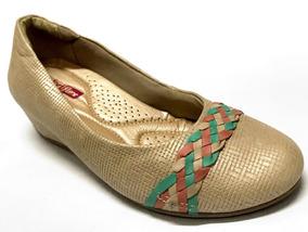 3c84505998 Sapato Anabela Comfortflex - Sapatos no Mercado Livre Brasil