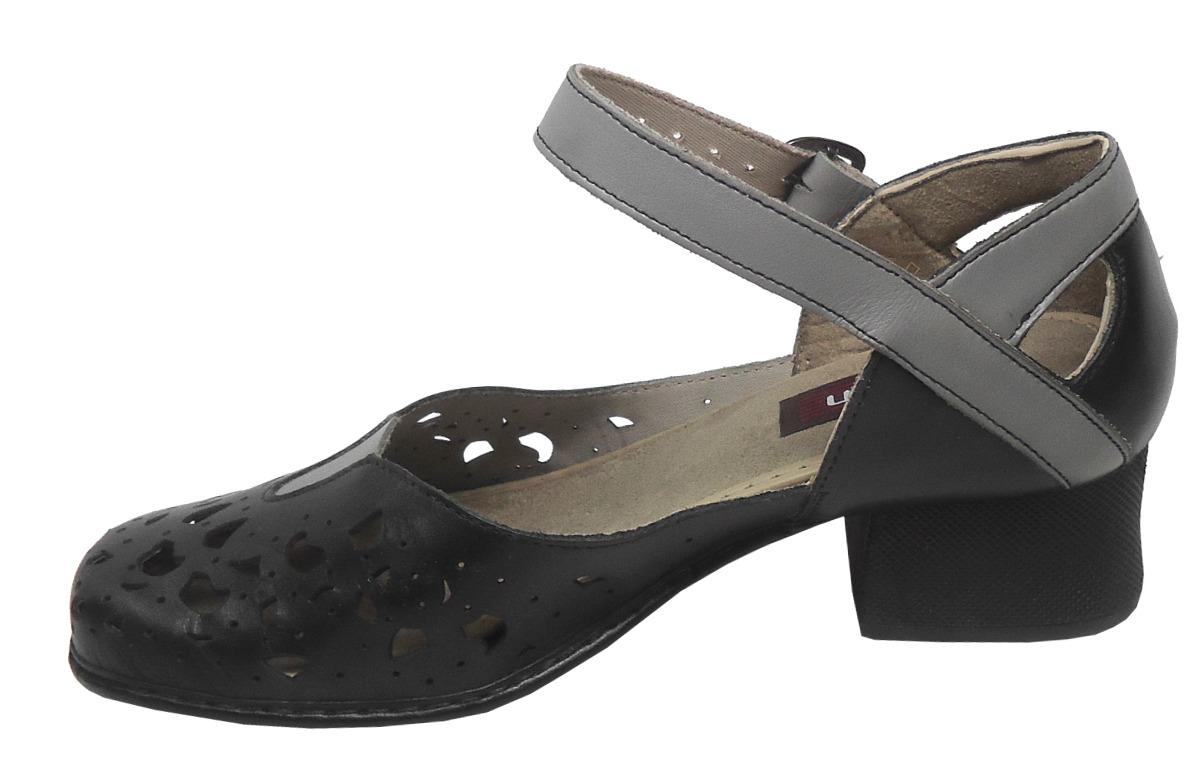 8edc163be0 sapato feminino confortável jgean ck0025 couro. Carregando zoom.