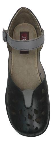 87a3249619 Sapato Feminino Confortável Jgean Ck0025 Couro - R  234