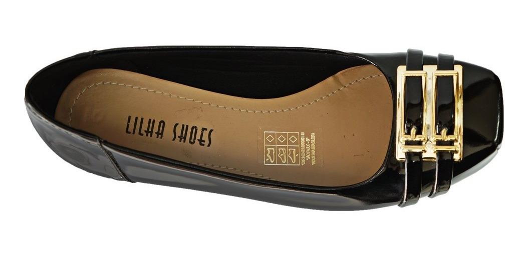 a8c5d17b85 sapato feminino confortavel salto baixo medio grosso 4042. Carregando zoom.