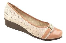 544cbd68a Sapatos Femininos Anabela Moleca - Sapatos com o Melhores Preços no ...