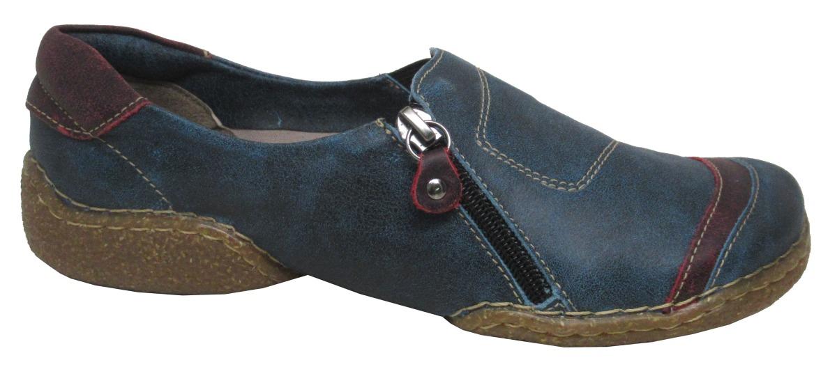 b11eb0c373 sapato feminino couro jgean cl0034 conforto. Carregando zoom.