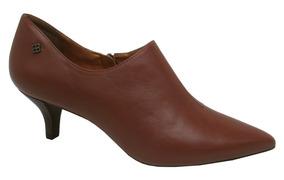 f02924c5df Sapato Couro Feminino Social Miucha - Sapatos Sociais e Mocassins em ...