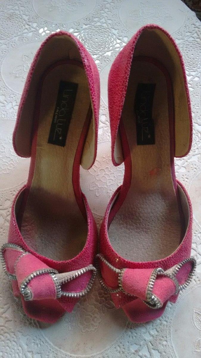 0d613474d Sapato Feminino Da Linda Luz - R$ 20,00 em Mercado Livre