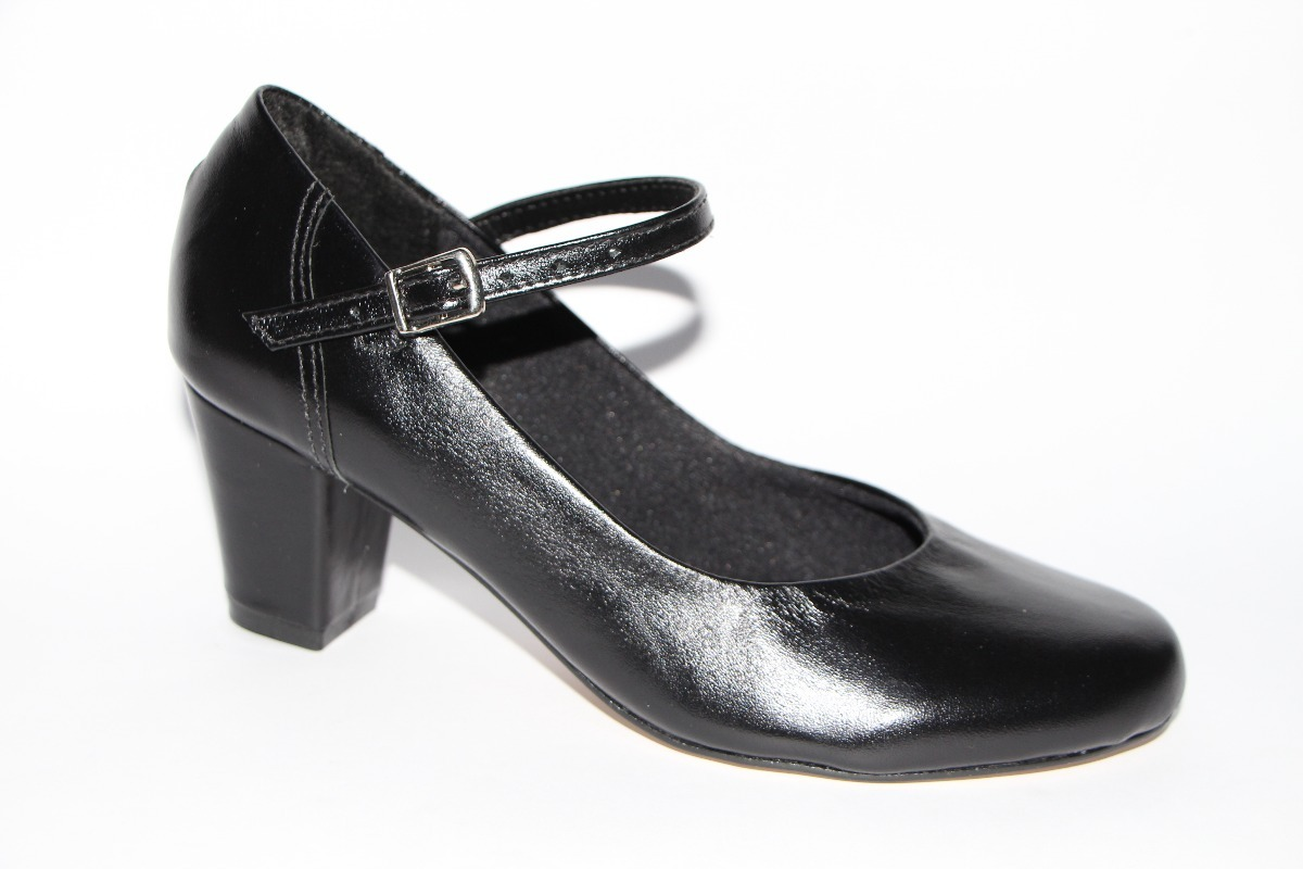 a4230ac71 sapato feminino. dança de salão e casual couro legítimo t206. Carregando  zoom.