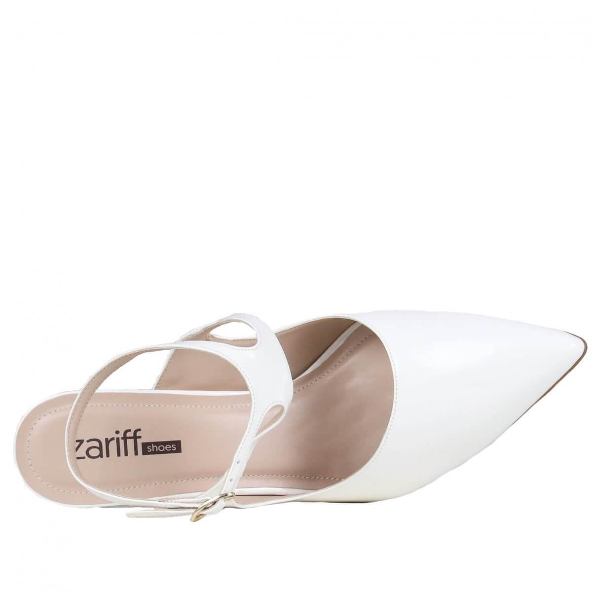 6d793b2d58 sapato feminino de noivas zariff shoes salto alto 1041022. Carregando zoom.