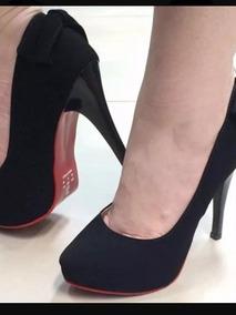 4921e4d76 Sapatos Femininos Scarpin Importados Vizzar - Calçados, Roupas e ...