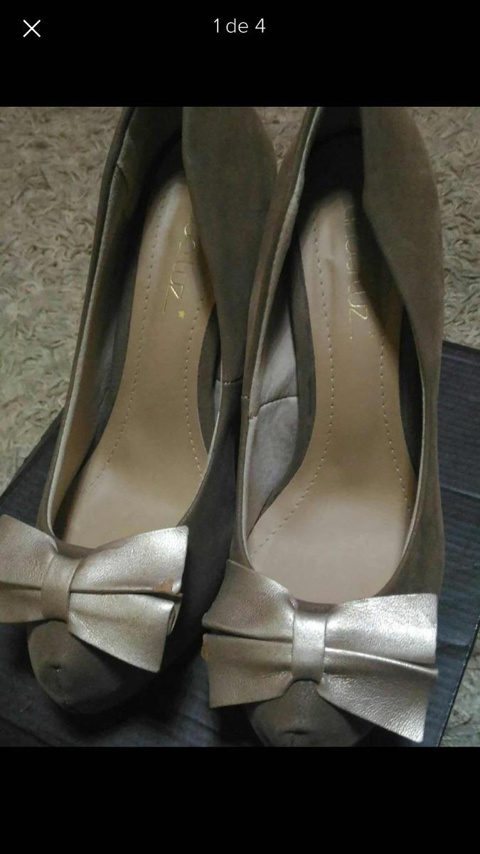 c894a0efb Sapato Feminino Linda Luz - R$ 40,00 em Mercado Livre