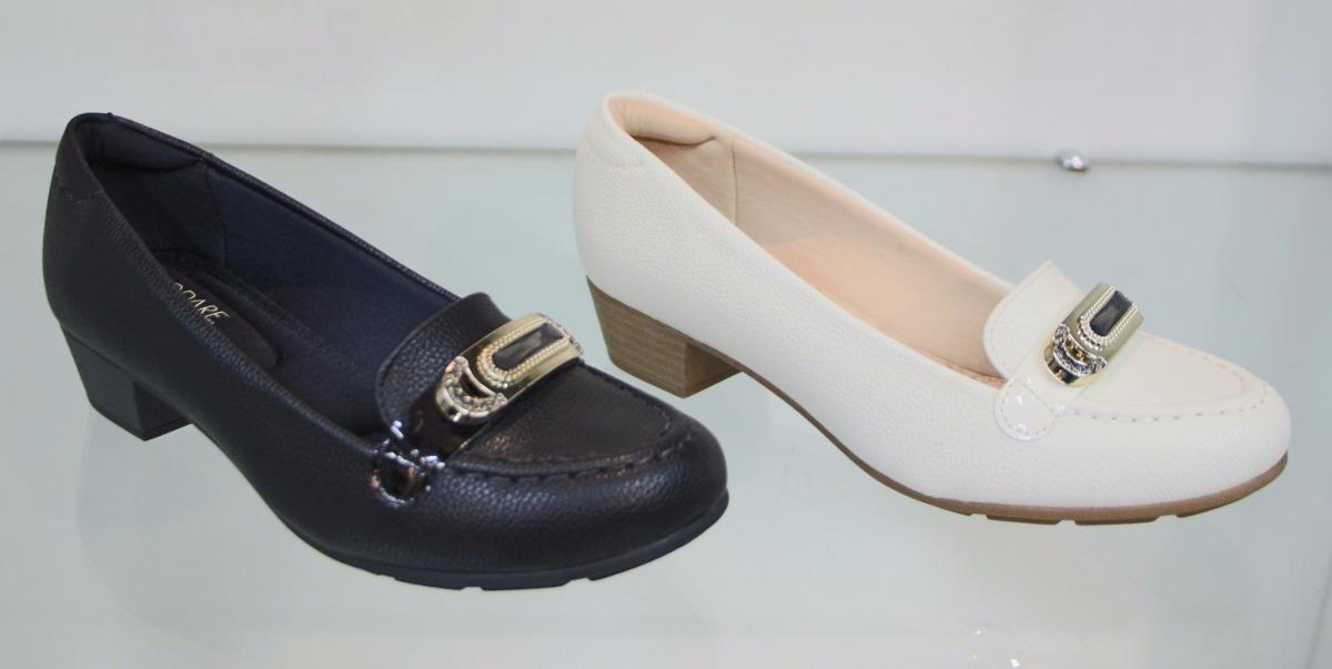 d8ead8ab8 sapato feminino modare ultraconforto cód.7032.204. Carregando zoom.