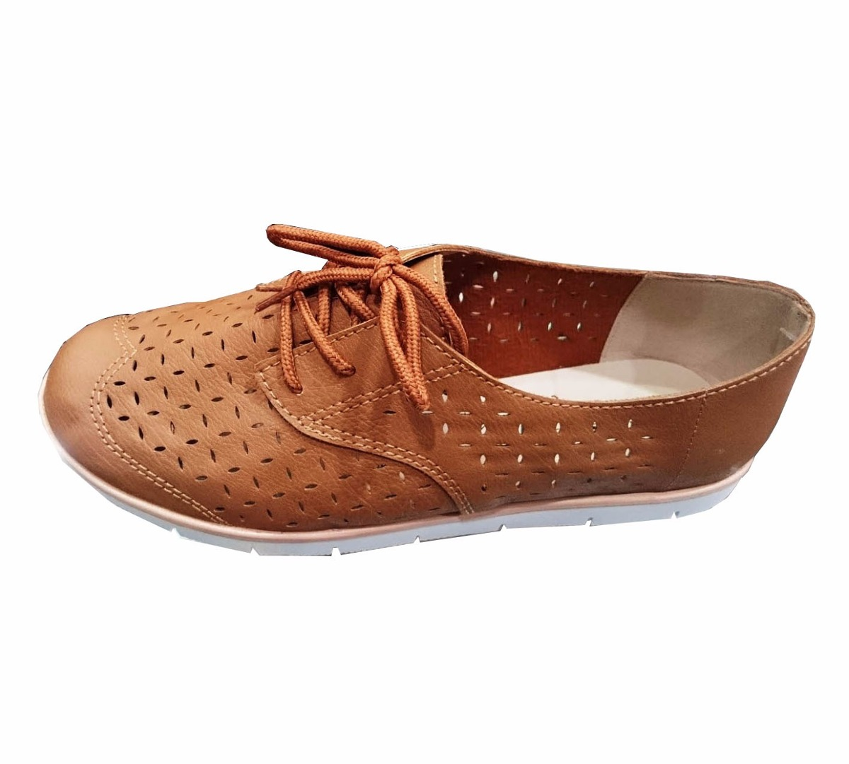 43d2f7280 sapato feminino moleca oxford caramelo. Carregando zoom.