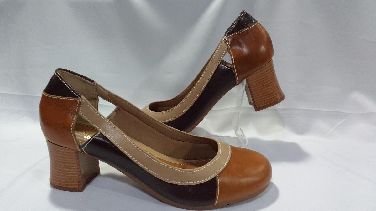 4a222d86dd sapato feminino numeros especiais caramelo cafe 6252a-1132p. Carregando zoom .