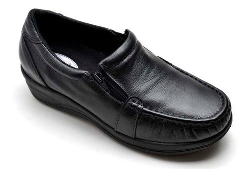 sapato feminino ortopedico anti stress esporao,  promoçao