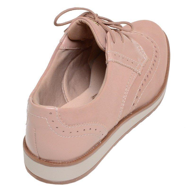 28a62ae64 Sapato Feminino Oxford Dakota Rosa - R$ 179,90 em Mercado Livre