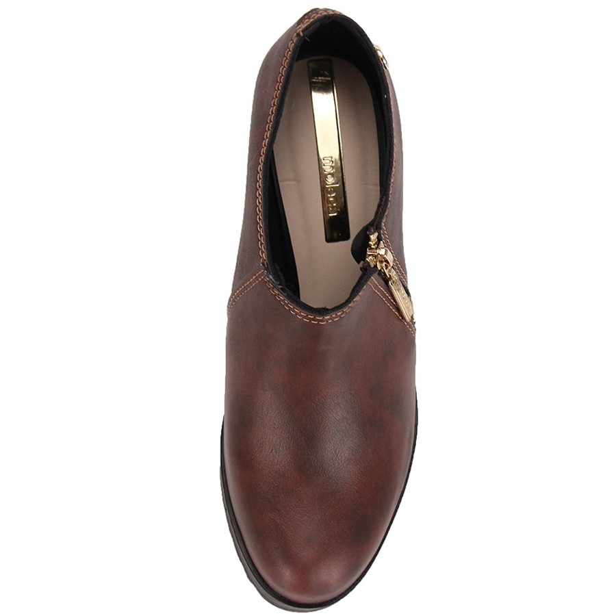 24d0f362e sapato feminino oxford moleca - coleção outono inverno 2018. Carregando zoom .