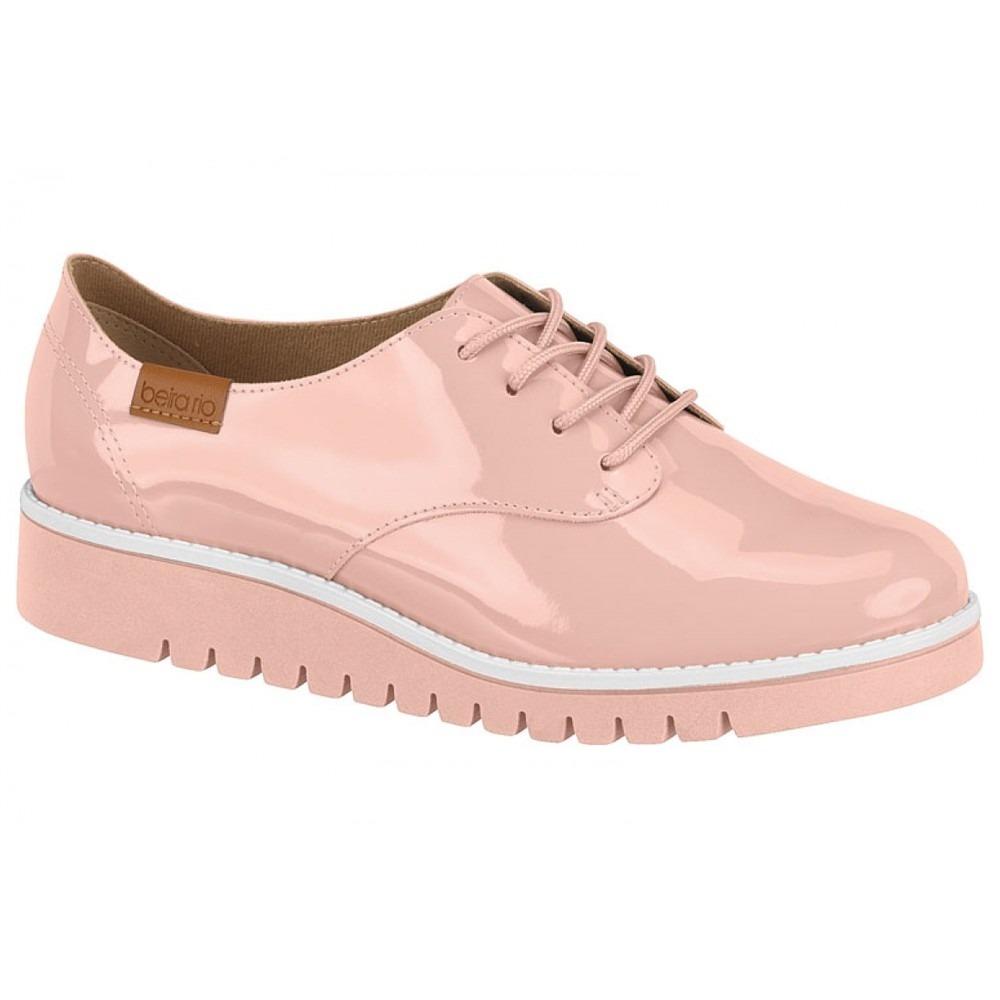 393a4ba9d sapato feminino oxford rosa beira rio - 4174101. Carregando zoom.