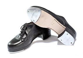 33f4f65d58 Sapato Feminino P  Sapateado C  Freio Em Couro - Quedança