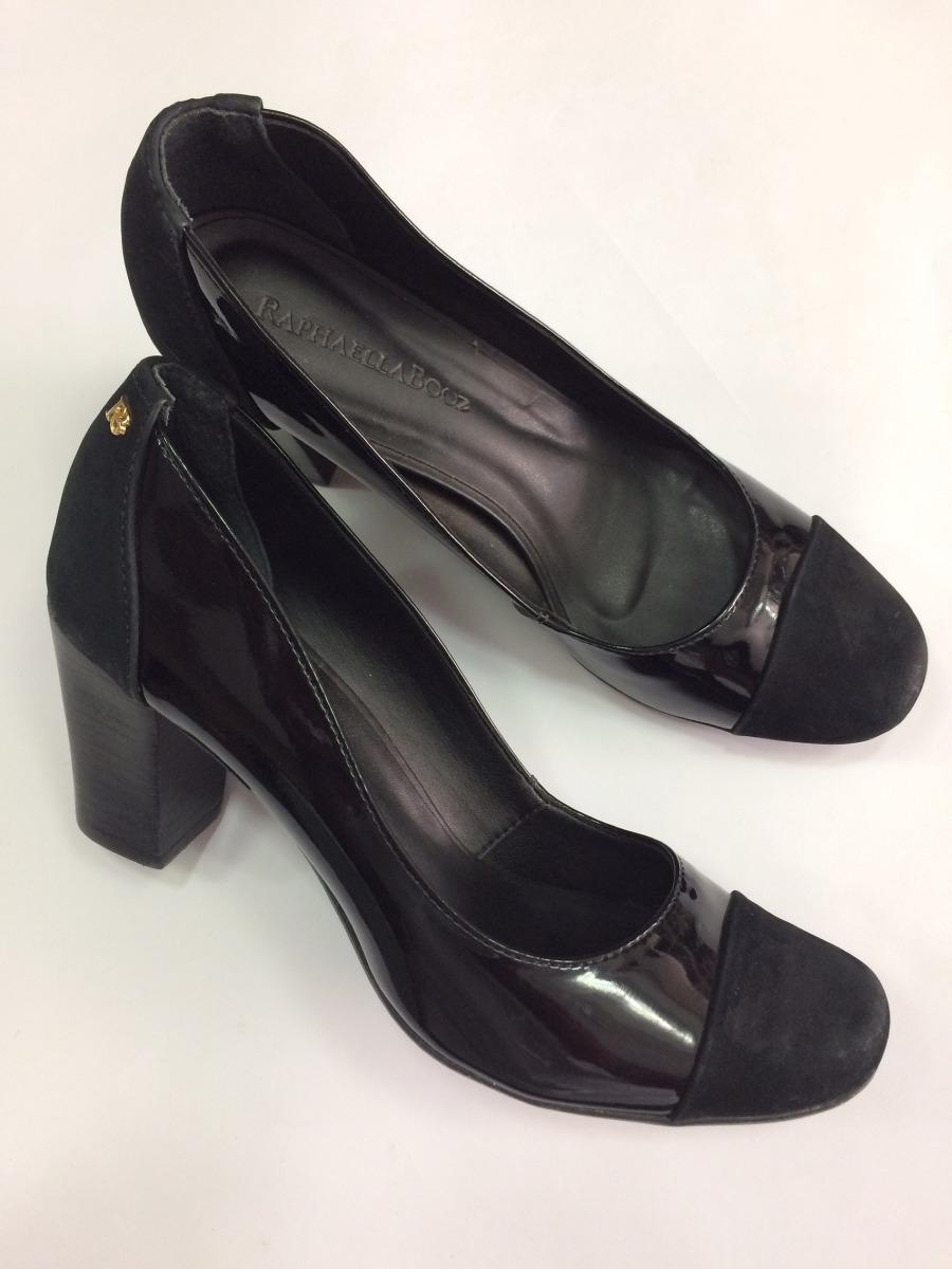 b3762341d sapato feminino peep toe raphaella booz em promoção. Carregando zoom.