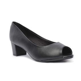 18ef25af1 Sapato Peep Toe Beira Rio Salto 7 Cm Bico Aberto 4763318 - Sapatos no  Mercado Livre Brasil