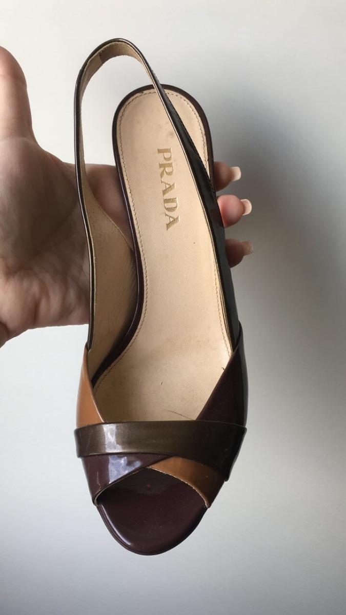 59b96c9c2 Sapato Feminino Prada - R$ 950,00 em Mercado Livre