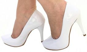 4fceda9dd Sapato Branco Boneca De Noiva Bonecas - Sapatos para Feminino no Mercado  Livre Brasil