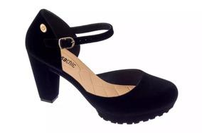 baeb01c3c Sapato Boneca Tratorado - Sapatos no Mercado Livre Brasil
