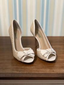 237f7914a Scarpin Shoestock - Sapatos com o Melhores Preços no Mercado Livre Brasil