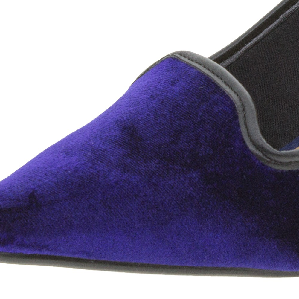 3139ff1aba sapato feminino salto baixo azul vizzano - 1122633. Carregando zoom.