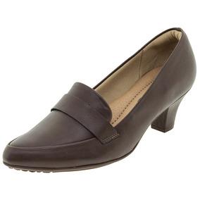 bdf9088da1 Lindo Sapato De Salto Baixo Feminino Piccadilly - Sapatos no Mercado ...