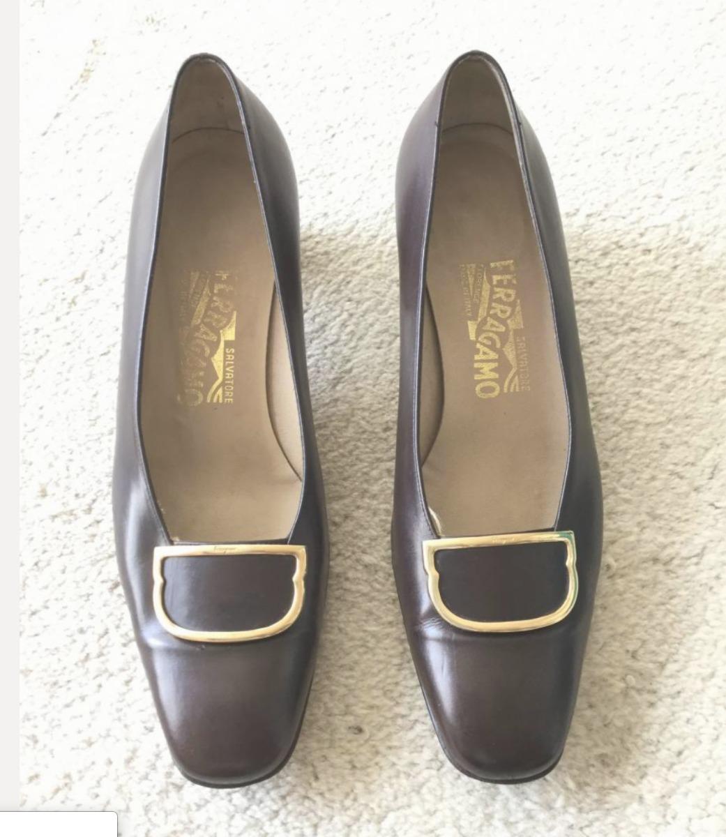 ee24020935a45 Carregando zoom... sapato feminino salvatore ferragamo ...