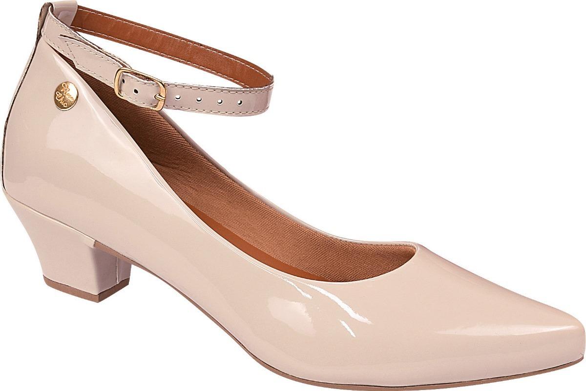 f54285f1d Sapato Feminino Scarpin Bico Fino Salto Alto Ref: 36.002.234 - R$ 49 ...