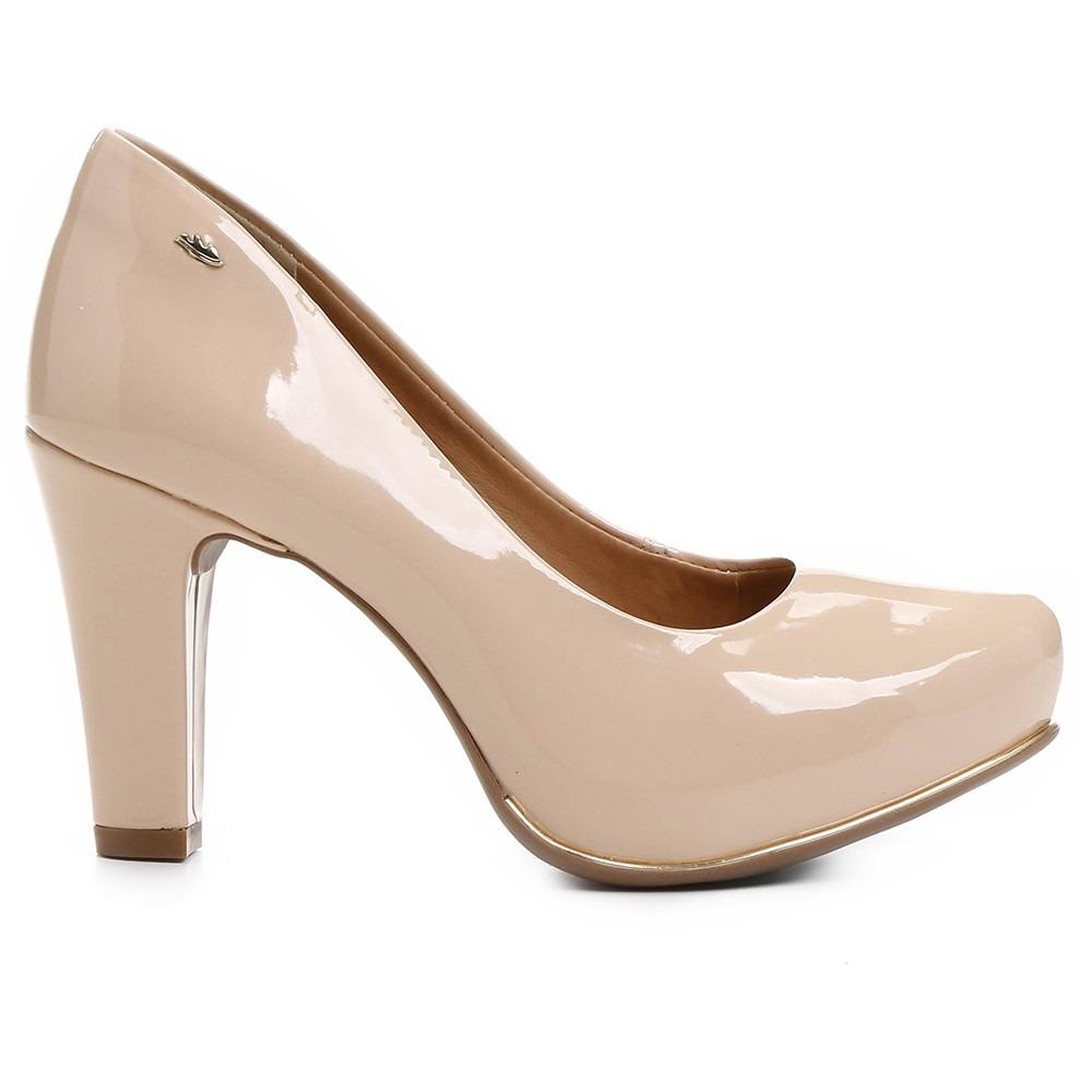 0534c9c52a sapato feminino scarpin dakota salto alto nude. Carregando zoom.