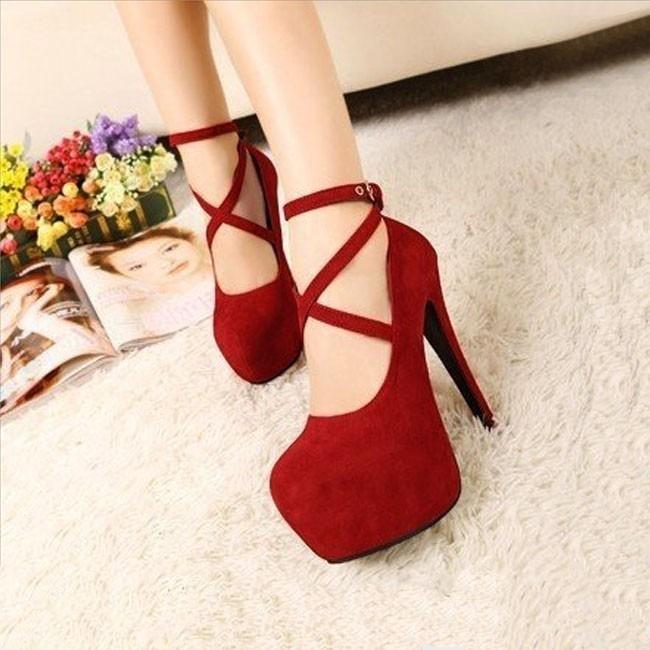 5c188414a Sapato Feminino Scarpin Salto Alto Varios Modelos - R$ 79,99 em ...