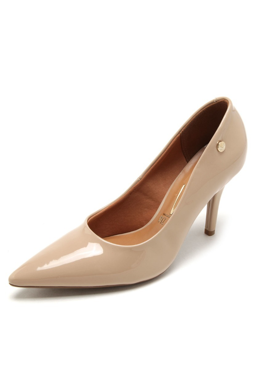 5e34b8fd3 sapato feminino scarpin salto alto vizzano promoção. Carregando zoom.