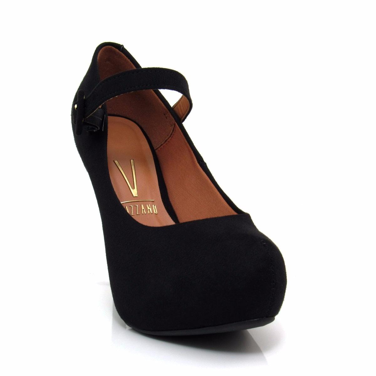 7e7807ee6 sapato feminino scarpin vizzano 1143304 meia pata boneca. Carregando zoom.
