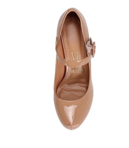 sapato feminino scarpin vizzano boneca - dança salão
