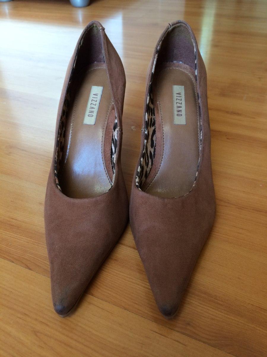 58a8ebe6cd sapato feminino scarpin vizzano oferta. Carregando zoom.