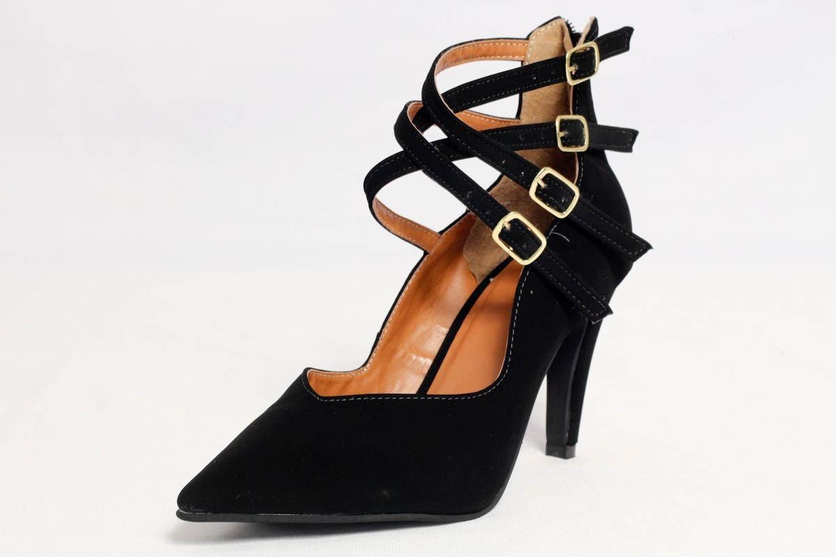 078fdac985 sapato feminino scarpins festa eventos elegante salto 9.4 cm. Carregando  zoom.