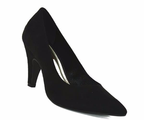 b4ba52e59 Sapato Feminino Social Azaleia 726/104 Camurça - R$ 59,99 em Mercado ...