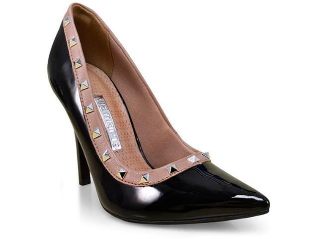 9d94301d5 Sapato Feminino Spikes Bico Fino Scarpin Via Marte 17-16301 - R$ 159 ...
