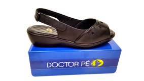 efe9d7238 Sapato Doctor Pe Feminino - Sapatos com o Melhores Preços no Mercado Livre  Brasil