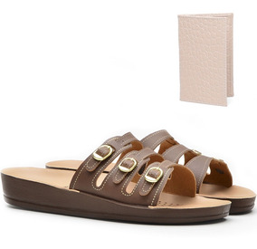 92239ee96 Sandalia Ortopedica Feminina Para Idoso - Sapatos com o Melhores Preços no  Mercado Livre Brasil