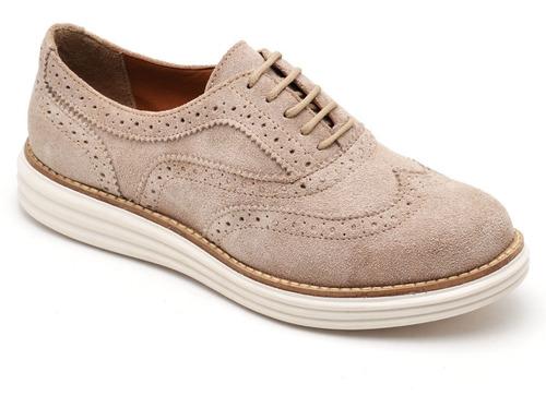 sapato feminino tenis linha oxford sintetico dex promoçao 2019