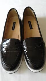 9ea3886649 Sapato Coiote Azaleia N35 Mulher Feminino Mocassins - Sapatos no ...