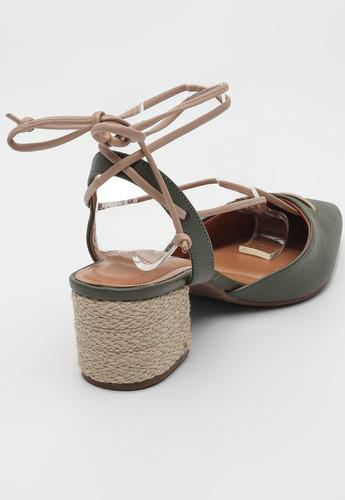 sapato feminino vizzano amarração