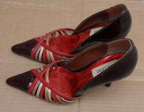 ef0d5d126 Sapato Feminino Vizzano Tamanho 33 Vermelho(colecionador-mg)