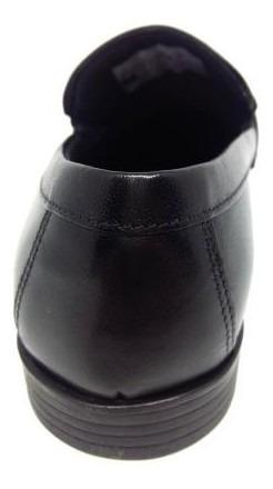 sapato ferracini firenze 5770 couro masculino