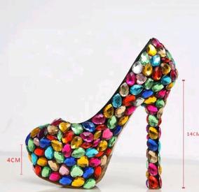 3992512de Sapato Pedraria Debutante no Mercado Livre Brasil