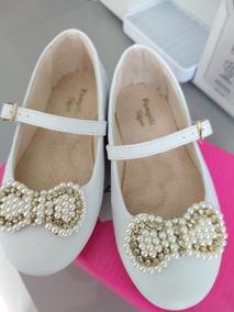 a66100160 Sapato Social Infantil Feminino - Sapatos no Mercado Livre Brasil